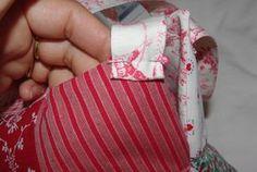 Tuto : le sac 22 carrés - Damocamelia & Violaine présentent Montage, Coin Purse, Textiles, Purses, Womens Fashion, Pattern, Bags, Xmas, Tutorial Sewing