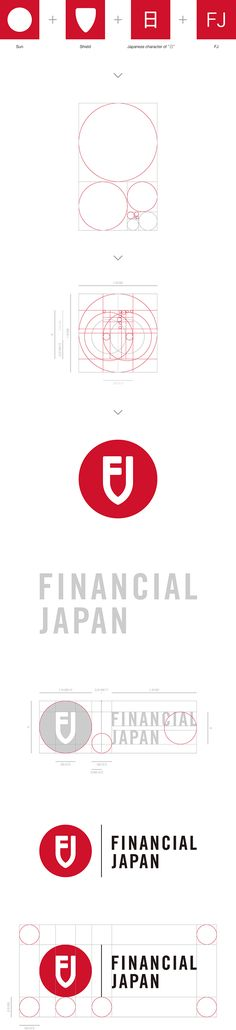 Logo redesign for Insurance company.Client : Financial JapanBusiness category : Insurance company of Japan Range of work : Logo redesign, Stationary (Business card, Envelope, and more).