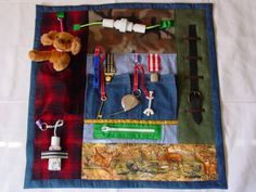 Puppy Pal Fidget Quilt Tactile  Bright & by EndearingDignite, $40.00                                                 youtube to mp3