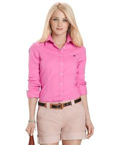 Brooks Brothers is the original authority on American style, offering stylish modern clothing and fresh takes on heritage designs for men, women, and kids. Cool Outfits, Summer Outfits, Classic Chic, Fashion Lookbook, Collar Shirts, Brooks Brothers, Spring Summer Fashion, Preppy, Style Inspiration