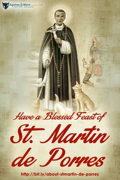 As an almoner, St. Martin de Porres begged more than $2,000 a week from the rich to support the poor and sick of Lima... Wow. Let's wrap our head around that for a minute.