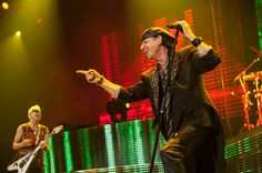 The Scorpions @ the Staples Center - LA Weekly
