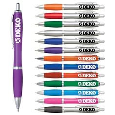 Promotional Logo Imprinted Nash Pen Personalized Nash Pen is designed with click-action mechanism. MPRE INFO: http://www.logotoyou.com/Promotional-Logo-Imprinted-Nash-Pen-p/sm-4101.htm