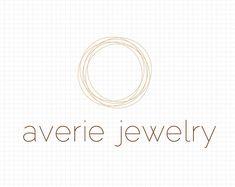Custom Logo Design for a modern Jewelry Shop by ironwooddesignshop on Etsy, $35.00