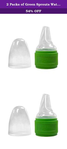 2 Packs of Green Sprouts Water Bottle Cap Adapter - Toddler - 6 To 24 Months. Grow Healthy Grow Happy Stage 3-4 Free of BPA and PVC! Turns Water Bottle Into Sippy Cup Fits Most Disposable Water Bottles Water Bottle Cap Adapter Nitrosamine free, heat resistant spout Removable spout for easy cleaning Collar flips to fit 2 standard bottle sizes Green Sprouts products meet FDA, CPSIA and ASTM F963 safety standards for the US. Country of origin : China Sold As .: 2 Pack - Piece In Each Pack.