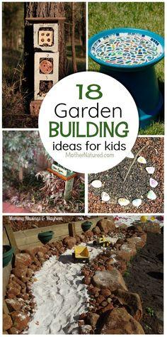 Kids building projec
