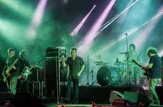 The Jesus and Mary Chain @ Off Festival 2014 Katowice