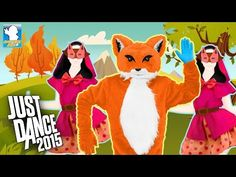 [WII] Just Dance 2015 - Ylvis - The Fox (What Does The Fox Say?) -5 Stars- (Dolphin Emulator 1080p) - YouTube