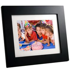 Pandigital Digital Photo Frame - Digital photo frame - flash 1 GB - 7 - 800 x 600 Picture Frame Store, Picture Frames For Sale, Photo Studio Equipment, Best Digital Photo Frame, Nerd, Cool Things To Buy, Walmart, Pictures, Photos