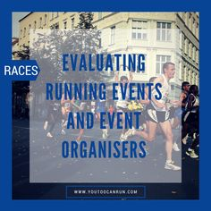 With an increase in running events, there is a choice for runners. Naturally discussions often veer towards judging the quality of the events. There are many criteria to evaluate and come to a judgment about a particular running event or the event organizers behind the event. #runningevents #marathons