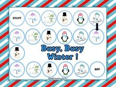 Here is a cute generic game board to use with your students.   Open-ended. Use as a motivator for any task.  Tracy W. Morlan M.A. CCC-SLP GoldCountrySLP