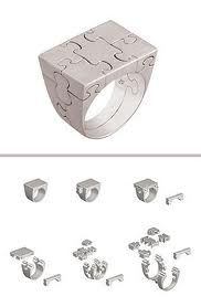 Puzzle ring- Google Search