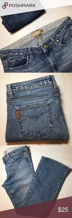 """Paige Hollywood Hills Jeans ✔Hemmed to 28"""" Inseam ✔No Holes, Stains or Damages ✔98% Spandex/2% Lycra Paige Jeans Jeans"""