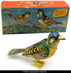 Singing Bird.......I would love to have this !