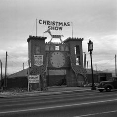 10 Rare Ansel Adams Photos of Los Angeles in 1940 - Los Angeles - Arts - Public Spectacle