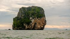 Rock Island placed on the sea by Kévin André - Photo 130017447 - 500px