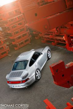 Porsche 993 Turbo by Thomas Cortesi, via 500px