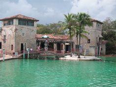 Venetian Pool Coral Gables Florida