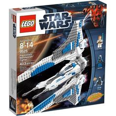 LEGO Star Wars Pre Vizsla's Mandalorian Fighter Play Set
