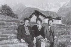 Alberto Giacometti & Isaku Yanaihara