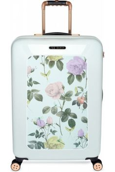 Women's suitcases & luggage - Ted Baker Distingushed rose 4 wheel medium case