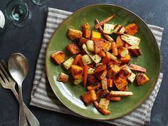 Roasted Winter Vegetables Recipe : Ina Garten : Food Network - FoodNetwork.com