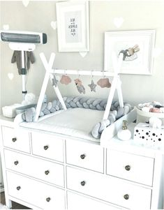 Home decoration is one of the most important elements that help you to define the… Ikea Baby Room, Baby Room Boy, Baby Bedroom, Baby Room Decor, Nursery Room, Girl Room, Kids Bedroom, Bedroom Decor, Wall Decor