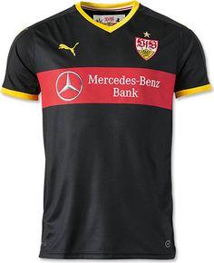 Bayer 04 Leverkusen Home voetbalshirt 2015 2016. Sponsored