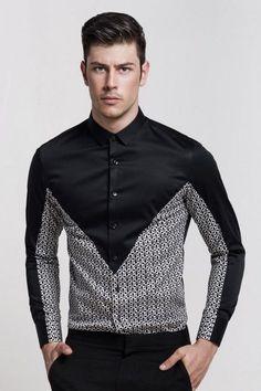 Необычные мужские рубашки