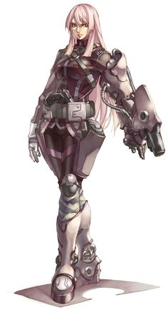 Steampunk armor.  Mix with the other justicar armor design?