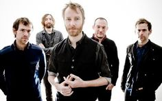 The National auf Tour 2014....got tix for Munich in summertime :))))
