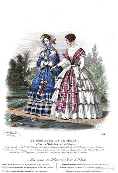 Le Moniteur de la mode - Google Books   1851
