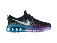 Nike Flyknit Air Max Women's Running Shoe - can't run in Nike but I'd almost get these shoes for wearing to the gym.