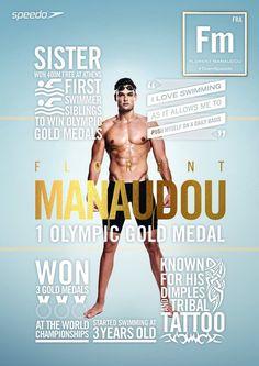 Florent Manaudou Male Swimmers, Olympic Swimmers, Swimming Posters, Swimming World, Olympic Gold Medals, Sport Hall, Usa Olympics, Swim Team, Olympians