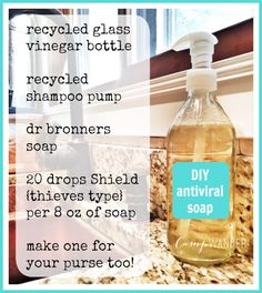 Easy ANTI-VIRAL Hand Soap