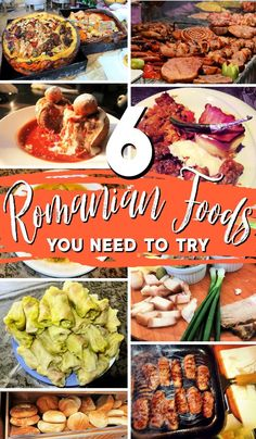 Romanian food has a homemade character and is delicious especially when prepared. - Romanian food has a homemade character and is delicious especially when prepared in large quantitie - 21 Day Fix, Budget Freezer Meals, Easy Meals, Romania Food, Romania Travel, Brunch Recipes, Dinner Recipes, Clean Eating Soup, Healthy Snacks