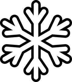 Simple Snowflake Shape Coloring Page. Also see the category to . Read more Simple Snowflake Shape Coloring Page. Also see the category to . Snowflake Cut Out Pattern, Snowflake Stencil, Snowflake Cutouts, Snowflake Template, Simple Snowflake, Snowflake Shape, Snowflake Craft, Paper Snowflakes