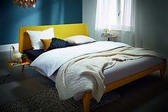 Auping Essential Ledikant #beauty #elegant #contemporary #art #design #style #lifestyle #sophisticated #minimalist #interiordesign #decor #functionality #ergonomics #practicality #sofa #living #bedroom #neutral  #colors #katytavaccaro #dartini #fuba