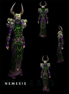 Allience Guard | World of Warcraft armor set | Pinterest