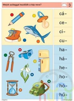 Logico feladatok Ovisoknak - Katus Csepeli - Picasa Webalbumok File Folder Activities, School Hacks, Speech Therapy, Special Education, Playroom, Preschool, Knowledge, Language, Teaching