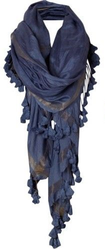 Isn't this bedouin scarf awesome?!