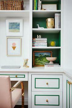 Amie Corley Interiors / Oh, So Poppy! art print