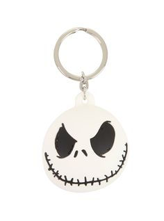 The Nightmare Before Christmas Jack Key Chain | Hot Topic