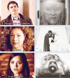 """Doctor Who, The moments we all went,""""WHA.....?!"""""""