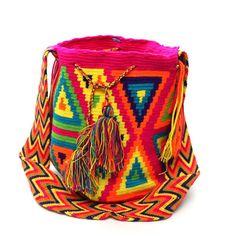 SummerFestival Wayuu Mochila
