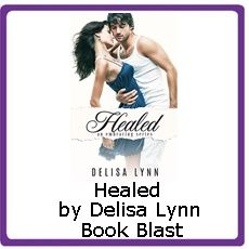 Healed by Delisa Lynn Book Blast