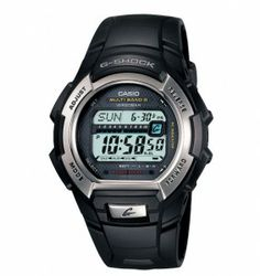 Casio Men's GWM850-1CR Solar Atomic G Shock Watch  Click on the link to read more about this amazing watch