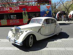 un Jaguar en Barcelona