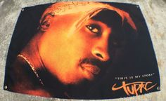 URBAN MUSIC  Quality HIP HOP Best fabric POSTER New Rap music style 2pac / Tupac #tupac #HIPHOP