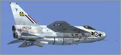 English Electric Lighting, jet fighter from the RAF, present in the Cold War years. Military Jets, Military Aircraft, Lightning Aircraft, War Jet, Diesel Locomotive, Jet Plane, Royal Air Force, Aviation Art, Fighter Jets